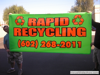 Rapid Recycling